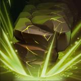Andvari first skill Titan's fist